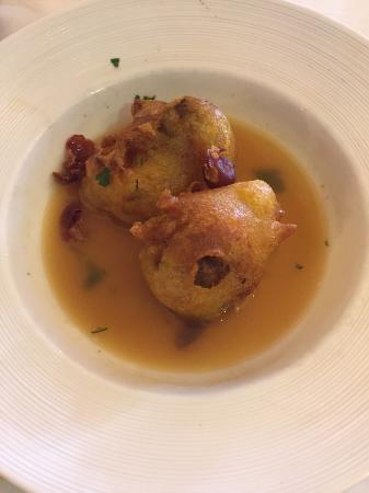Restaurante Casa Paco de Coin: Alcachofa en tempura