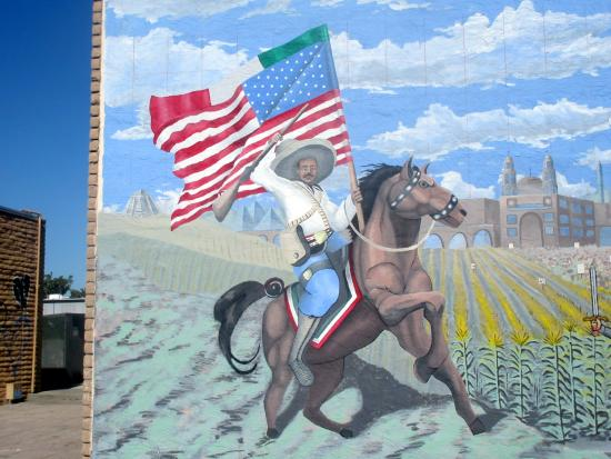 Mural Arts Program of Hayward, Hayward, Ca
