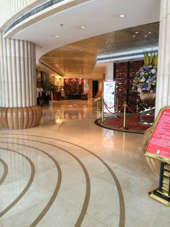 International Hotel: Lobby area