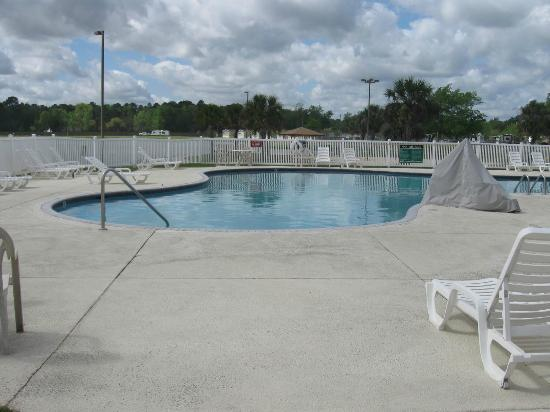 Pool Picture Of Red Shoes Rv Resort Kinder Tripadvisor