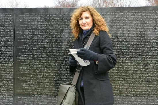 Vietnam Veterans Memorial : Very emotional...