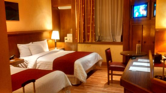 Ramada VA Veneto Mexico City South : Habitación