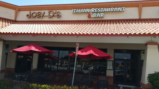 Joey D's Italian Restaurant