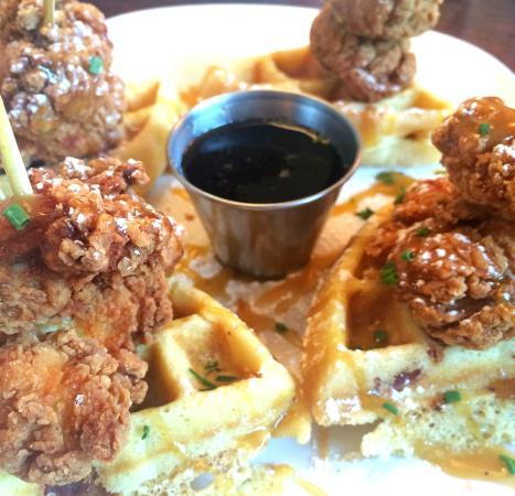 Siracusa, estado de Nueva York: Chicken and Waffles