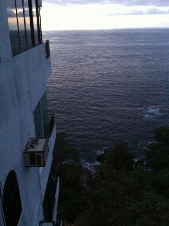 Hotel Yatzil: Vista balcón