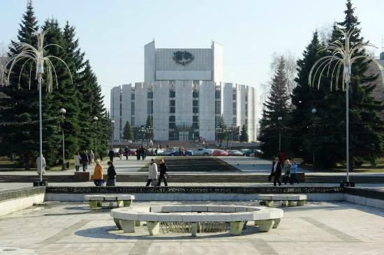 Chelyabinsk State Academic Drama Theatre