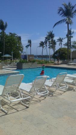 Playa Grande Caribe Hotel & Marina: piscina