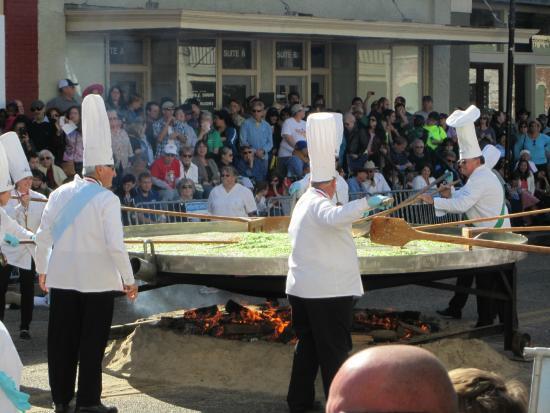 Days Inn Abbeville: Omelette destival