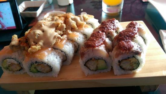 Makisu, Sushi & Makis