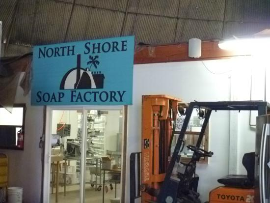 Picture Of North Shore Soap Factory Home Of Hawaiian