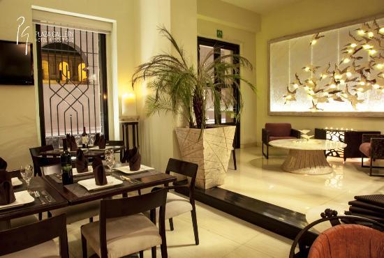 Plaza Gallery Hotel & Boutique: Restaurante - Plaza Gallery