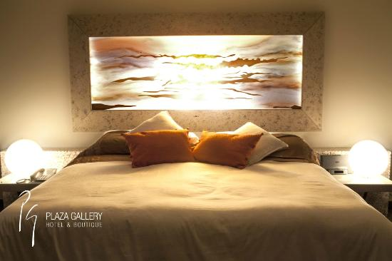 Plaza Gallery Hotel & Boutique: Master Suite