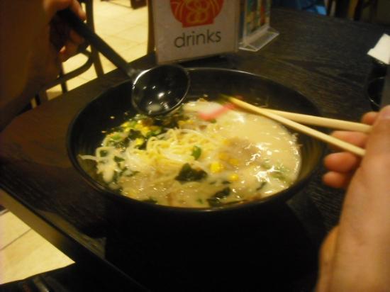 Sushi 88 & Ramen: ラーメン