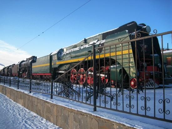 Museum of History of The Southern Ural Railroad
