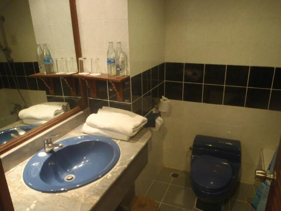 Chaweng Beachcomber: Bathroom