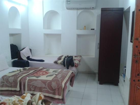 Sharjah Heritage Hostel : Men's dorm
