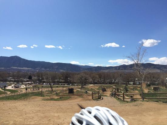 Valmont Bike Park: Nice day at the hill