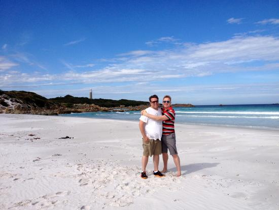 Tasmania I Drive: The beauty of Bay of Fires