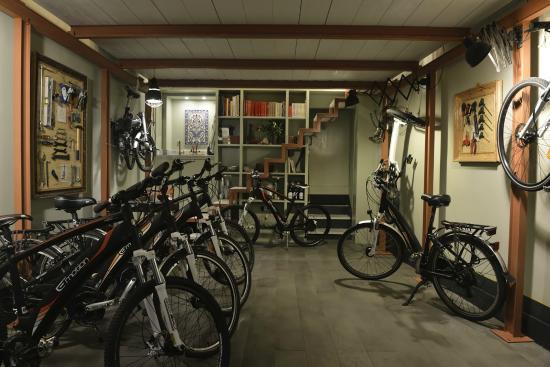 44A - Electric Bike Rentals