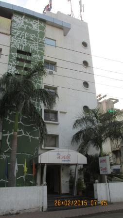 Hotel Janki Executive: Hotel Janki front view-1