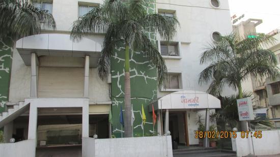 Hotel Janki Executive: Hotel Janki front view-2