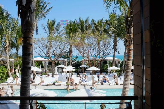 The Miami Beach Edition Pool