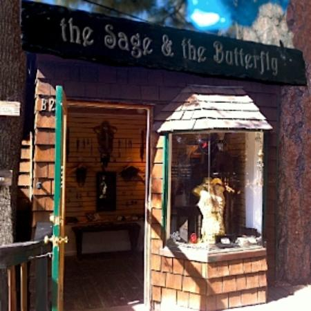 Idyllwild, CA: the Sage & the Butterfly