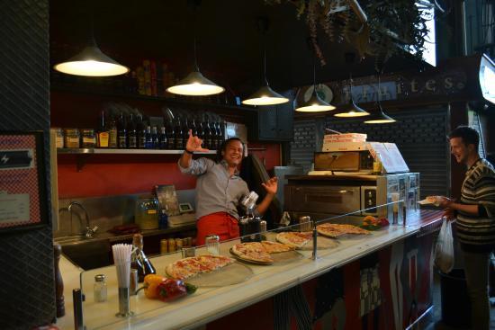 Eslice: Hey! Best Pizza in town
