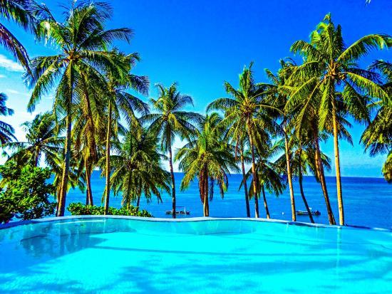 Anda White Beach Resort Incredible Pool