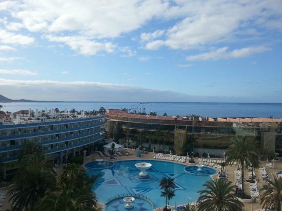 Mediterranean Palace Hotel: Altra vista mare