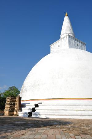Mirisaveti Stupa: Dagoba