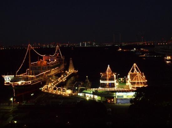 Star Hotel Yokohama: 夜景 最高