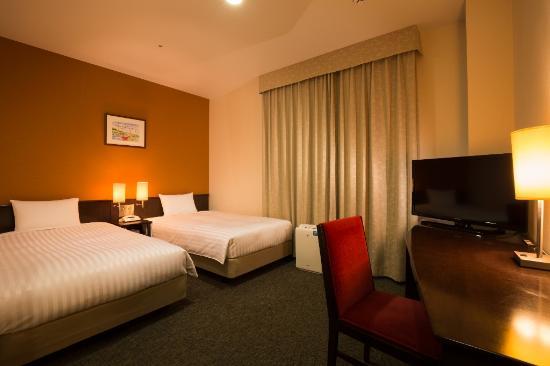 Hotel Mets Mejiro: Universal Twin room 26sqm Bed=110cm