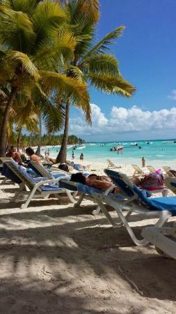 Parque Nacional del Este, República Dominicana: Isla Soana strand