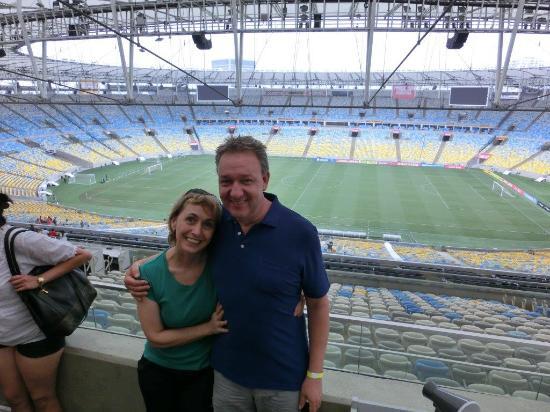 Rio Plus Tours: Maracana