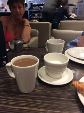 Holiday Inn London - Brent Cross: not happy :-(
