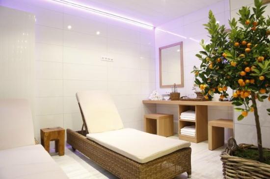 Parkhotel Wittekindshof: Sauna