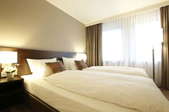 Parkhotel Wittekindshof: Suite Schlafraum