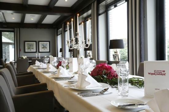 Parkhotel Wittekindshof: Restaurant