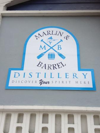 ‪Marlin & Barrel Distillery‬