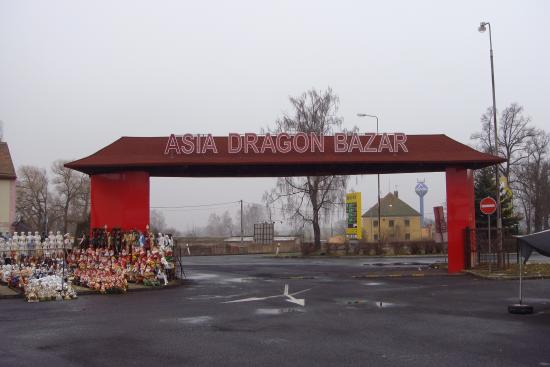 ‪Asia Dragon Bazar‬