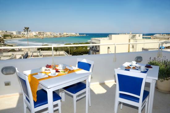 Albania Hotel : colazione