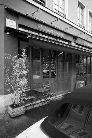 le bistrot parisien : le plus vieux bistrot de Rouen