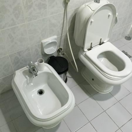 Comfort Inn Hotel: Bathroom