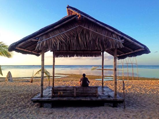 Beach Club Cagpo: Perfect place to relax, reflect & meditate!