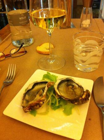 Tavernetta A Scuea: le ostriche della bretagna