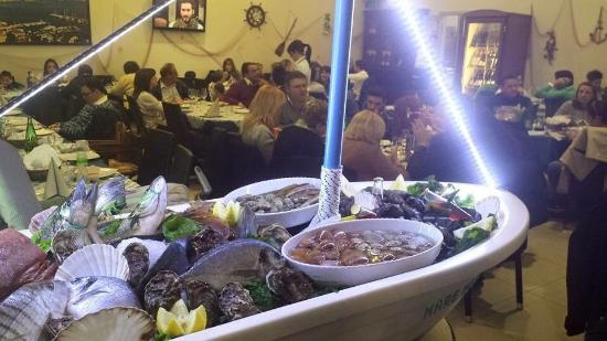 Mare Mosso Restaurant