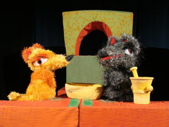 Kabóca Puppet Theatre