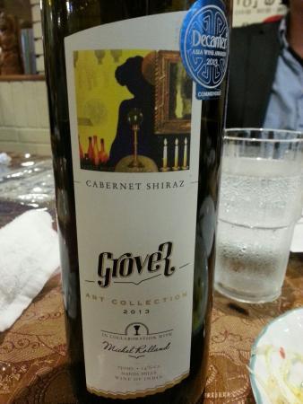 インドワイン、グローバー - Pic...