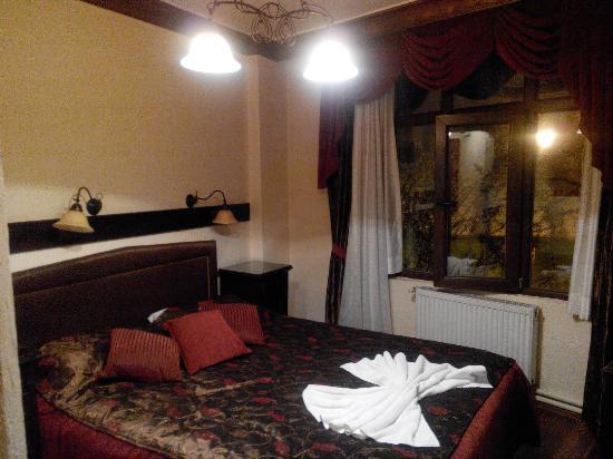 Megara Palace Hotel: Notre chambre
